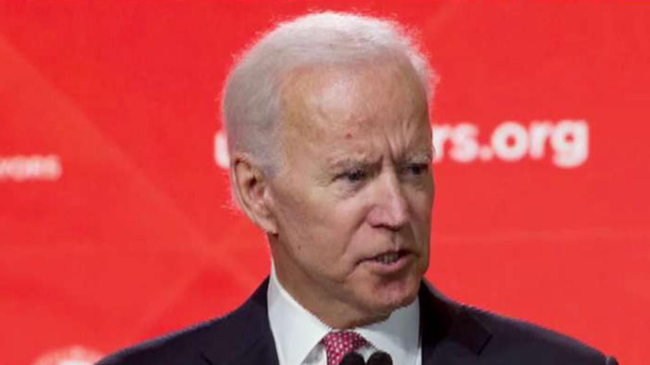 Joe Biden downplays expectations for New Hampshire, Iowa