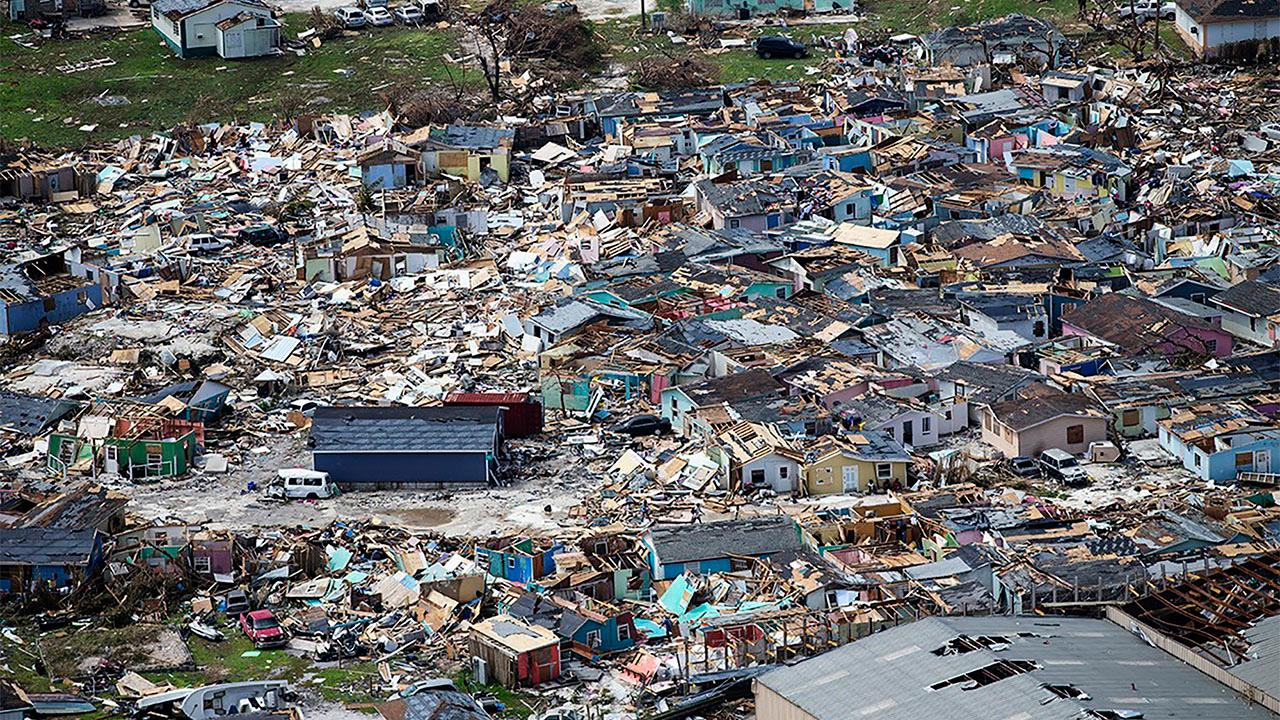 On today's episode of 'Kennedy', Hurricane Dorian reaches a death toll of 20 in the Bahamas; plus, the 2020 Democratic candidates lay out their trillion-dollar climate plans.