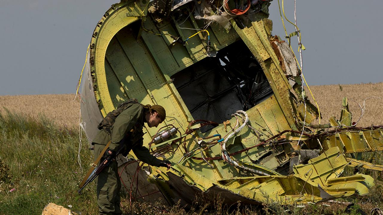 Families of victims mark 5 years since MH17 was shot down over Ukraine