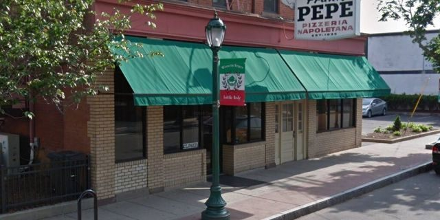 Frank Pepe Pizzeria has faced a boycott for its co-owner's support of President Trump. (Google Maps)