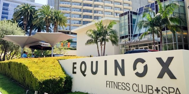 Equinox Fitness Club and SPA, Century City, California