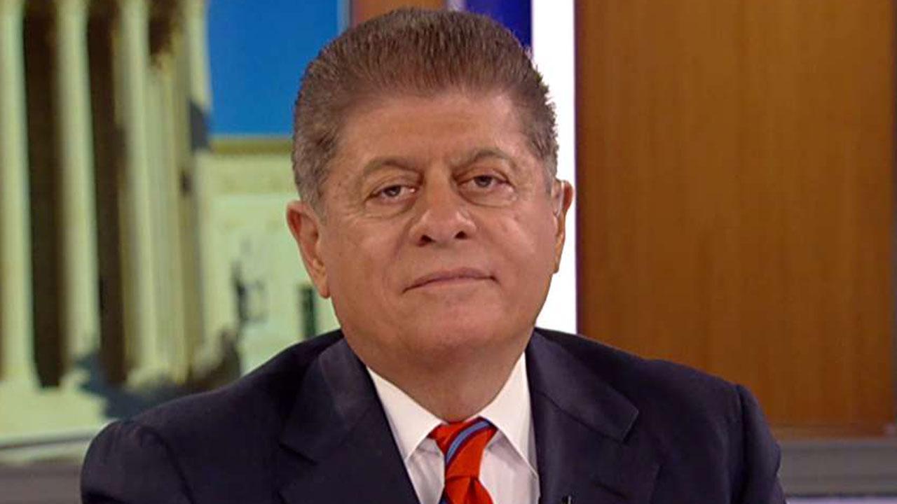 Judge Napolitano on new questions surrounding Kavanaugh accuser's motivation