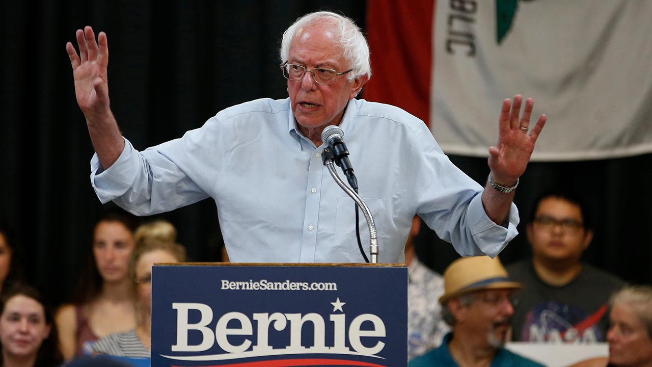 Bernie Sanders backs funding abortions in poor countries to curb population growth as part of climate plan