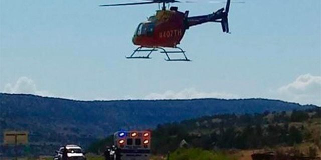 After McLeroy was reported missing, the sheriff's office, with the help of helicopters and aircraft, started searching all the routes leading to Grand Junction, Colorado.