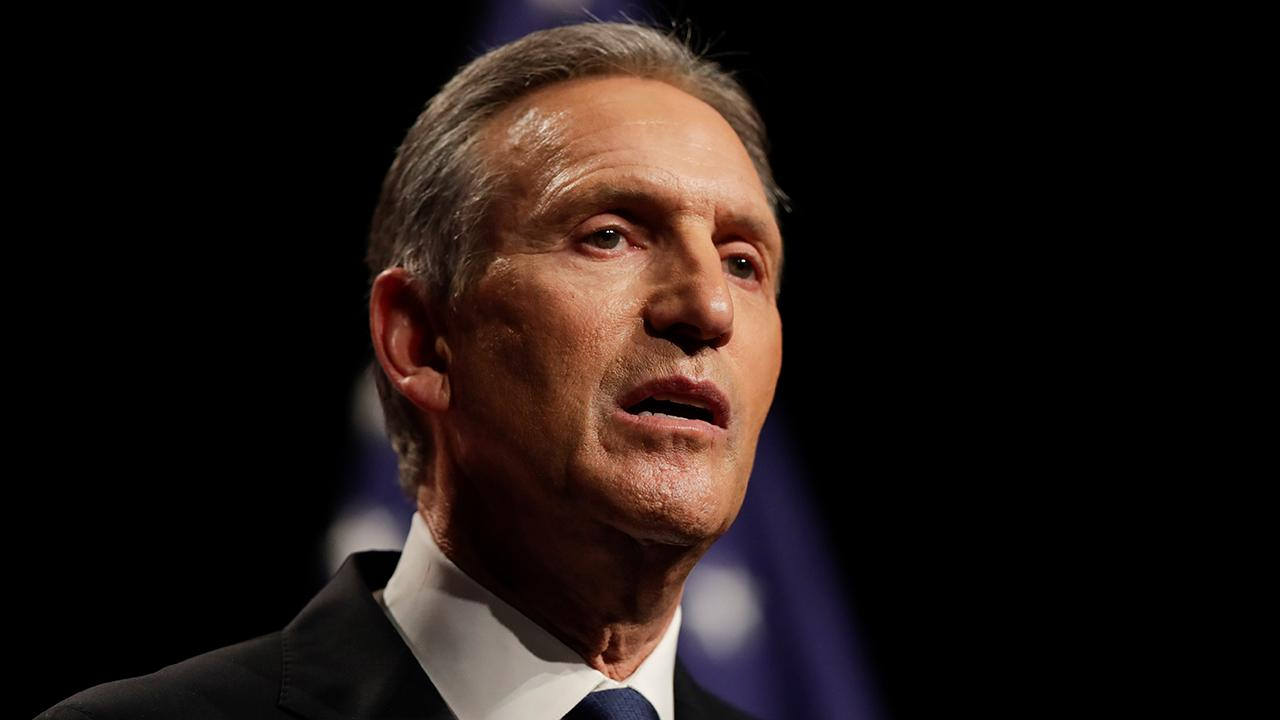 Howard Schultz: The American people deserve so much better