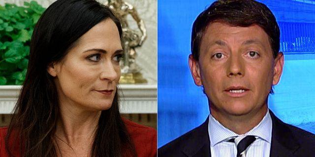 Press secretary Stephanie Grisham and principal deputy press secretary Hogan Gidley co-wrote a scathing op-ed in the Washington Examiner.