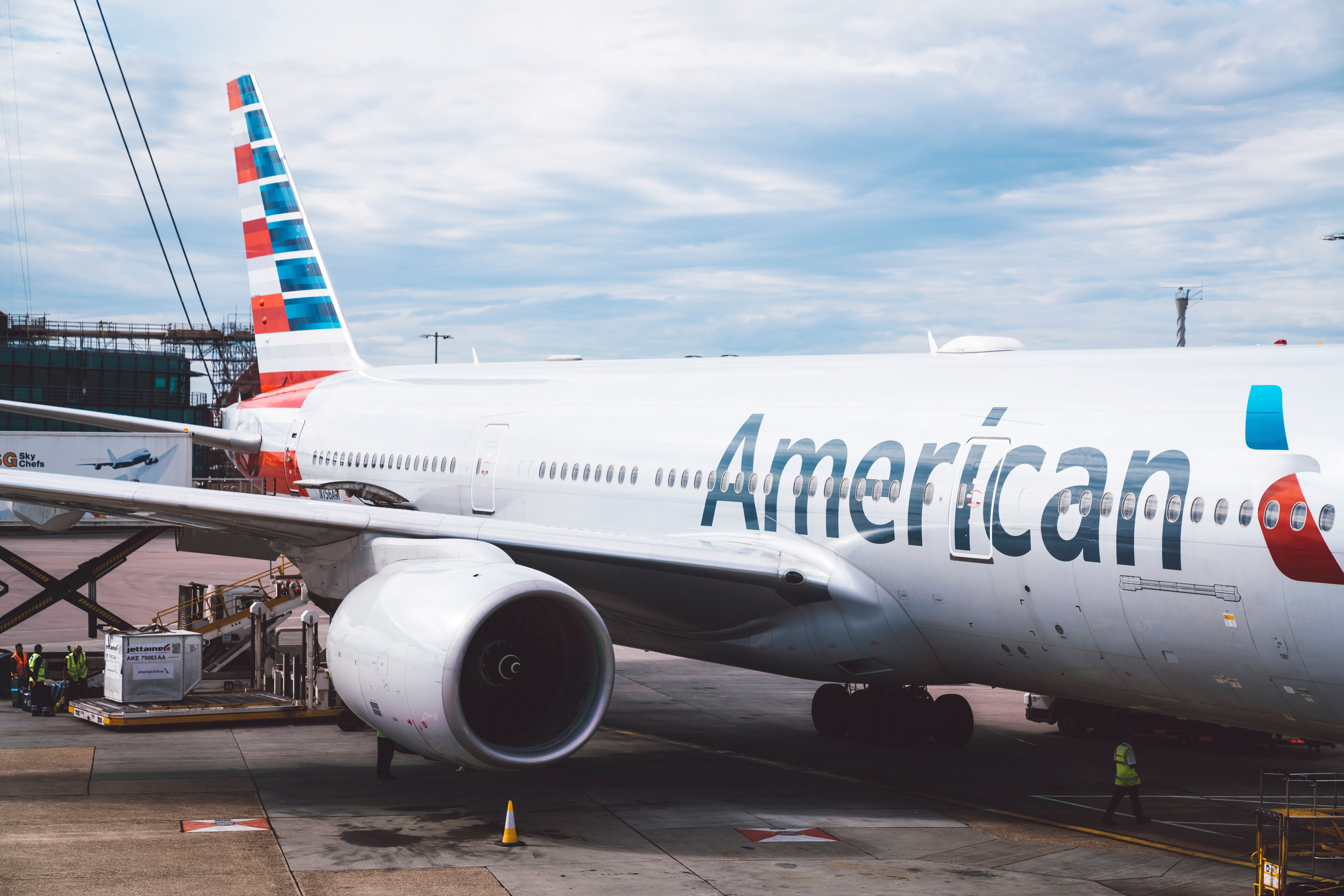 The American Airlines plane, not pictured, was attempting to depart the Miami International Airport in July when pilots notic