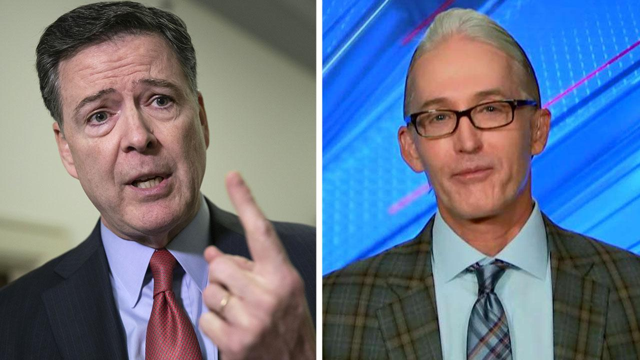 History will not judge James Comey as a fair FBI director, Trey Gowdy says