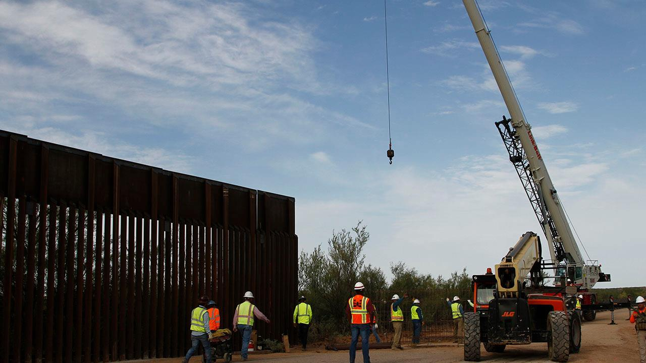 Pentagon diverting $3.6 billion from military projects to build border wall