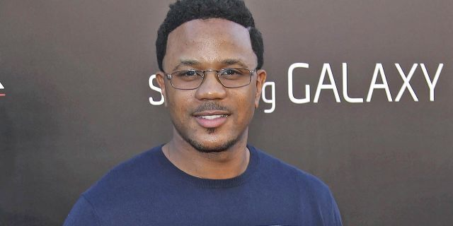 """This May 20, 2013 file photo shows actor Hosea Chanchez at the LA Premiere of """"The Hangover: Part III"""" in Los Angeles. Chanchez says a friend's father sexually assaulted him in Alabama when he was 14 years old. Chanchez, who starred in BET's long-running series """"The Game,"""" identifies his abuser as a college administrator who later worked at a state university in Pennsylvania and faced highly publicized accusations that he harassed and molested several male students."""