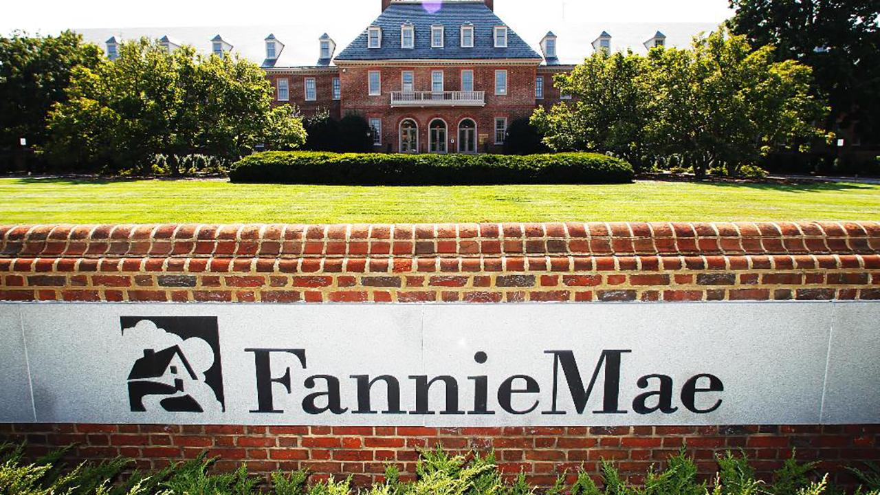 FOX Business' Charlie Gasparino reports that the Treasury is seeking to end government control of Fannie Mae and Freddie Mac.