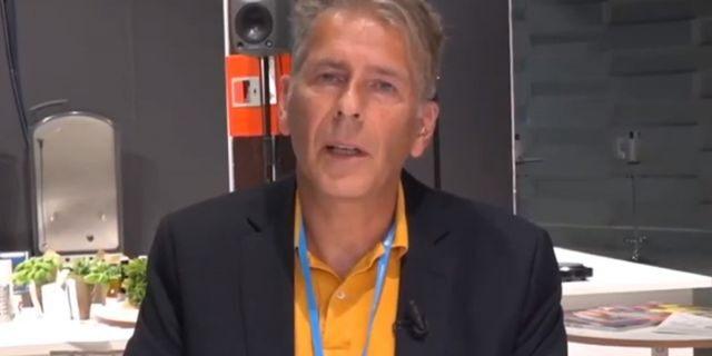 Stockholm School of Economics professor Magnus Soderlund appears on Sweden's TV4 (Photo: TV4)