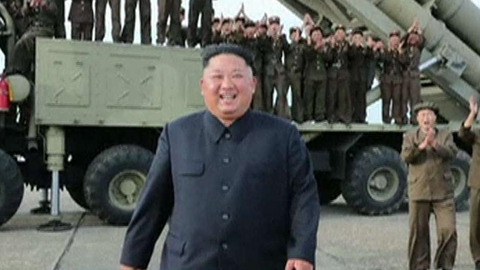 North Korea reportedly developing warheads to penetrate Japan's ballistic missile defense shield