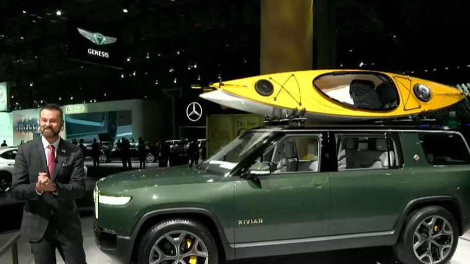New technology takes center stage at 2019 New York Auto Show