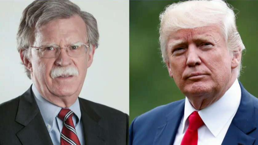 President Trump and John Bolton clashed over North Korea, Middle East policy and more