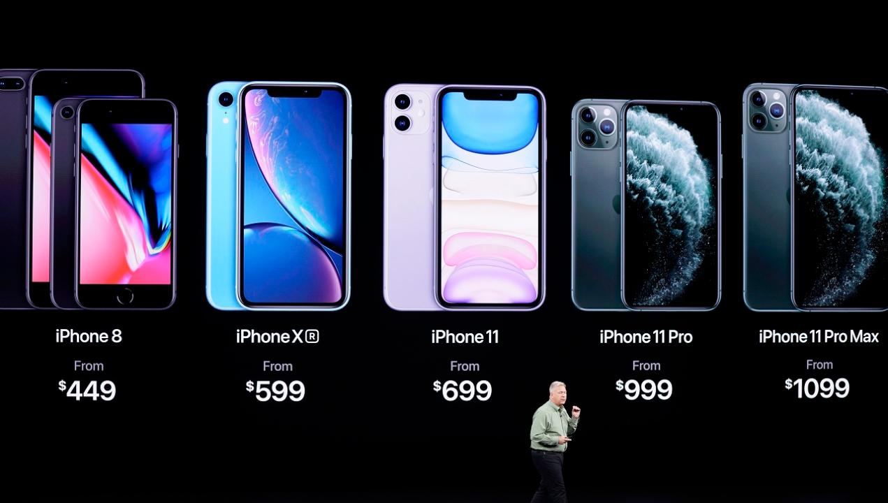 Consumer tech expert Katie Linendoll discusses Apple's Tuesday announcement of the new iPhone 11 and other services, such as gaming and streaming.