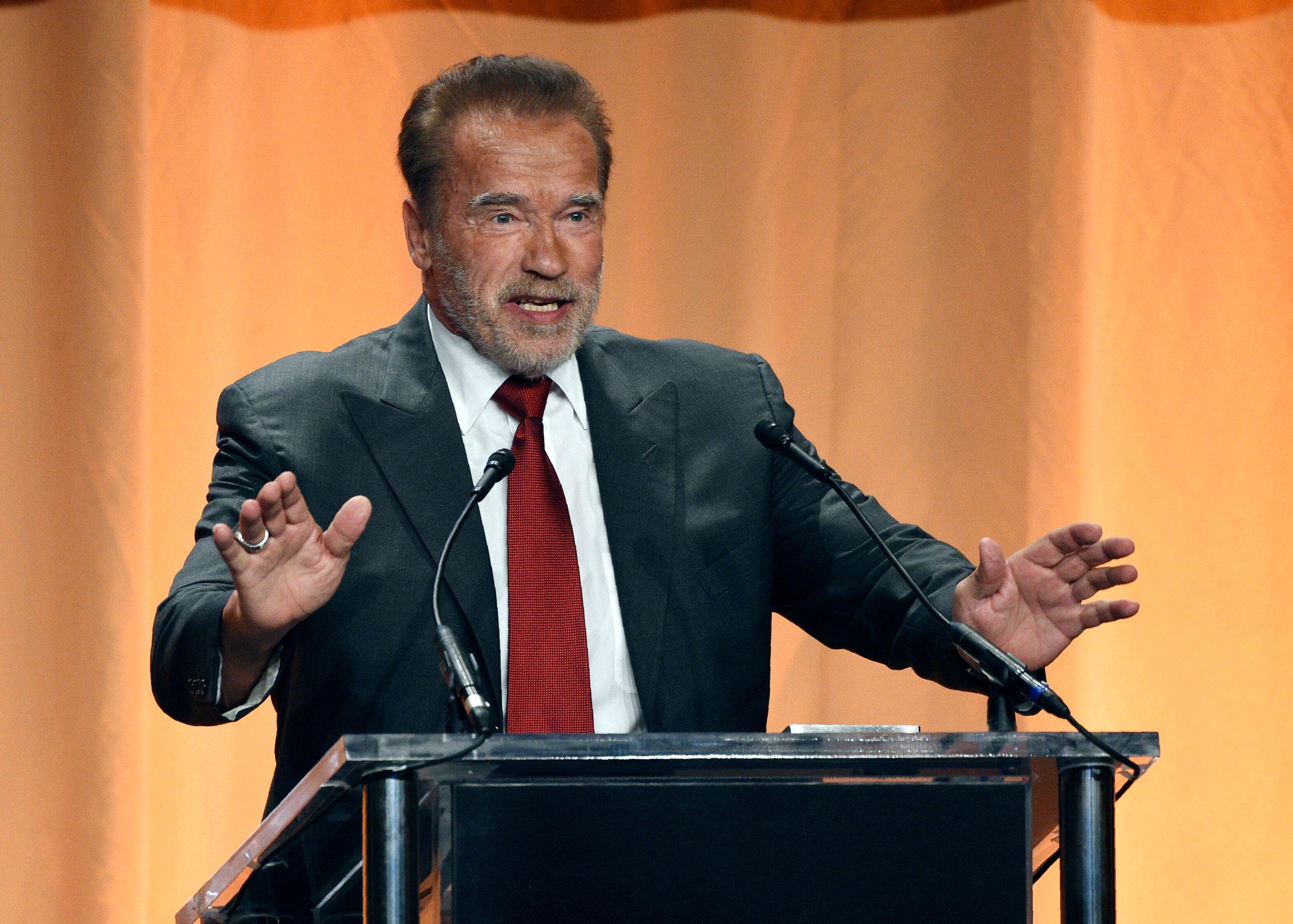 Arnold Schwarzenegger has frequently criticized President Donald Trump and his administration ― particularly on its anti-envi