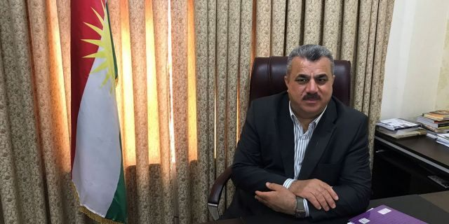Hussein al-Qaedi, the Yazidi Director of the Office for Kidnapped Affairs, is calling for permission from the central government to conduct DNA testing inside the detainment facilities where foreign ISIS fighters and their families are held.