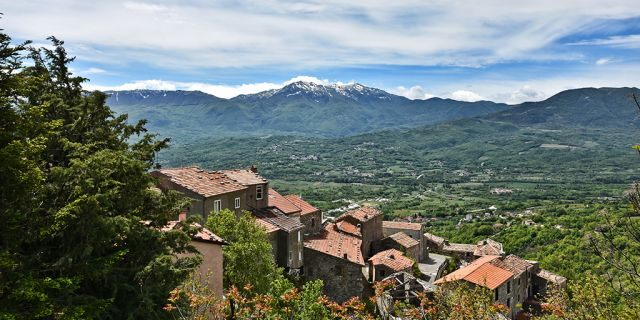 Molise is a small predominantly mountainous Italian region, with small villages surrounded by woods. (iStock)