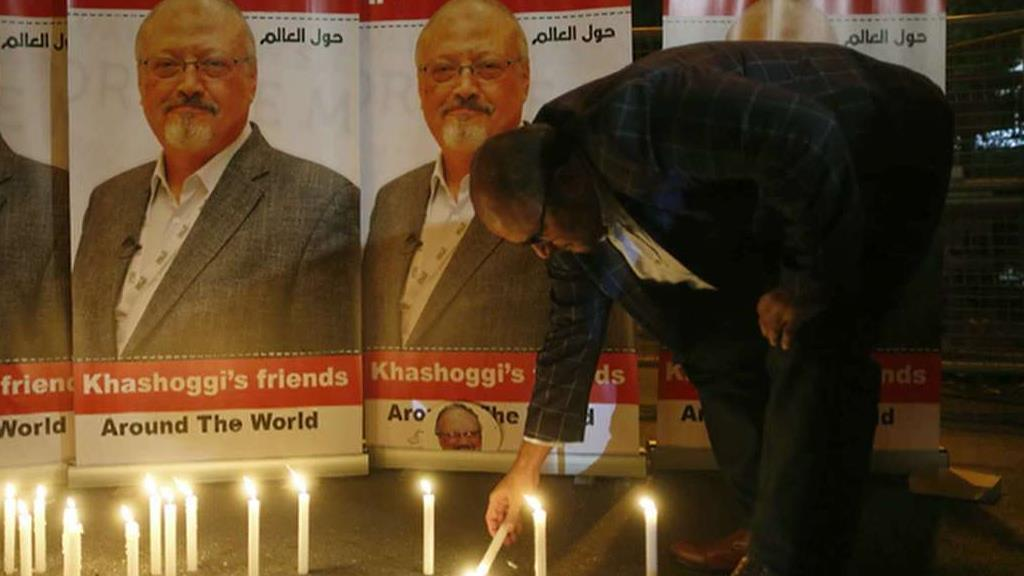 Jamal Khashoggi's kids reportedly receiving luxury properties, monthly payments from Saudi Arabia
