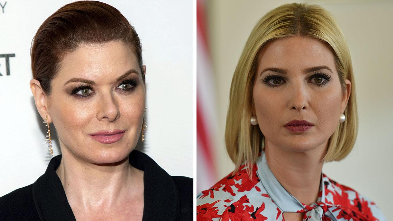Debra Messing retweets post calling Ivanka and Jared 'national security threats'