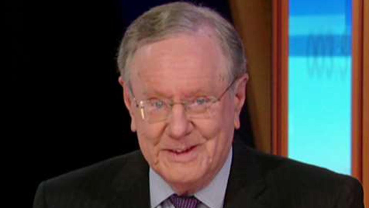 Forbes Media Chairman Steve Forbes on central banks cutting interest rates.