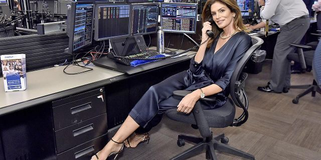 Cindy Crawford attends the Annual Charity Day Hosted By Cantor Fitzgerald, BGC and GFI on Sept. 11, 2019 in New York City. The company lost 658 employees in the 9/11 terror attacks in 2001.