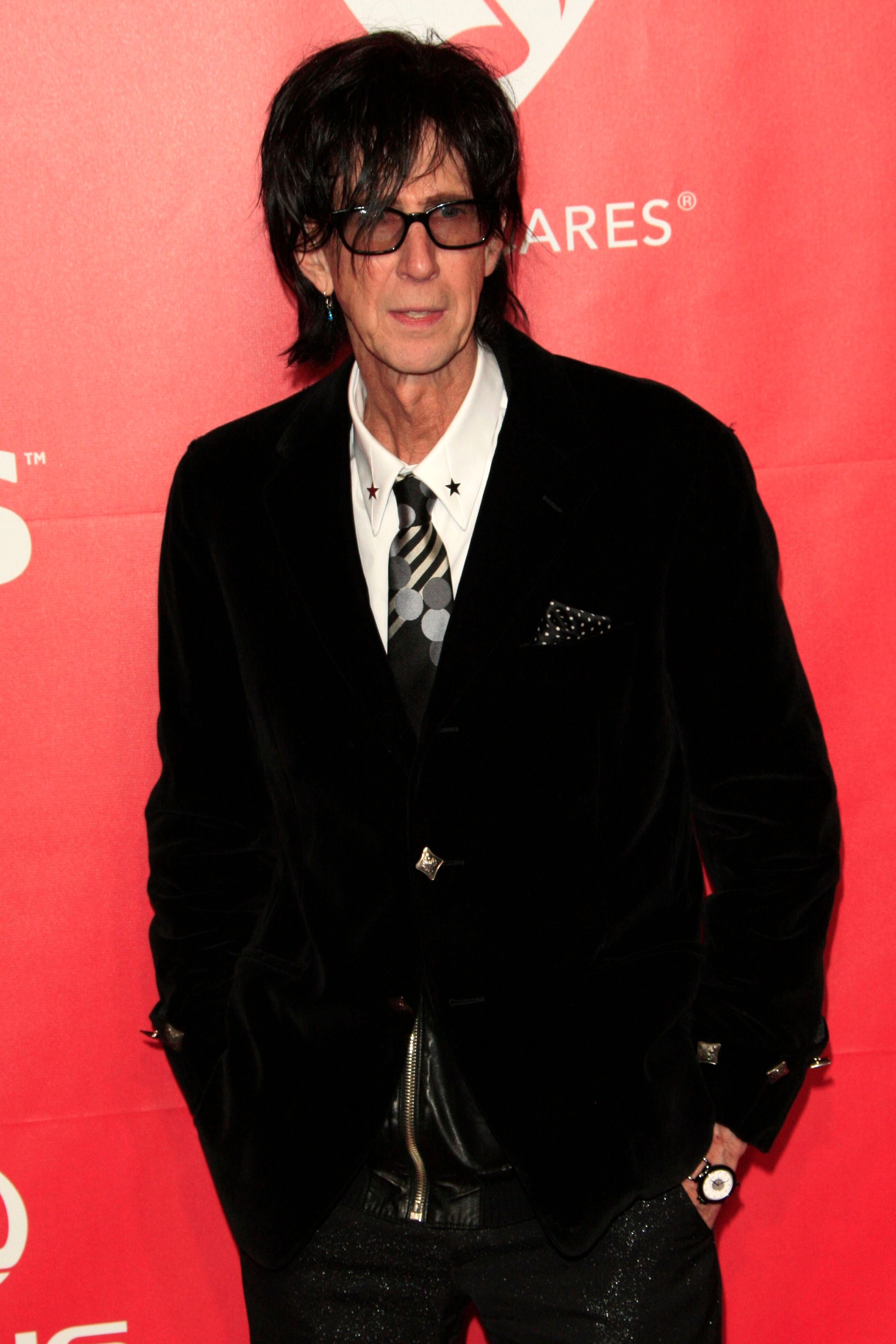Ric Ocasek of The Cars has reportedly died.
