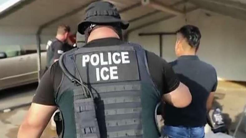 Accused rapist in US illegally walks free despite ICE hold request