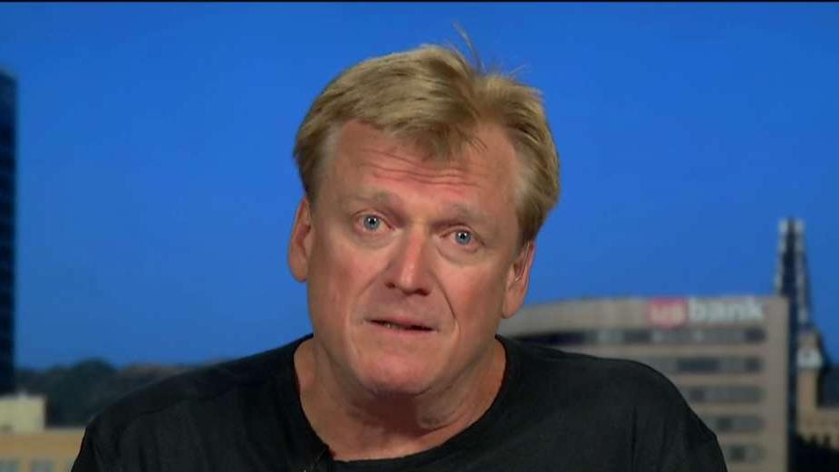 Overstock.com CEO, Patrick Byrne, resigned amid some 'deep-state- controversy. He exclusively tells FOX Business' 'Bulls & Bears' why he did that.