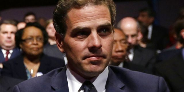 Hunter Biden's business dealings in Ukraine were under scrutiny at the same time his father, as vice president, has admitted pressuring the country to fire its top prosecutor. (AP Photo/Pablo Martinez Monsivais, File)