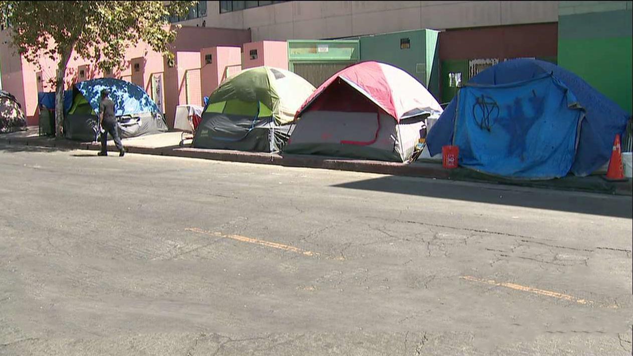 'The Story' investigates California's homeless crisis
