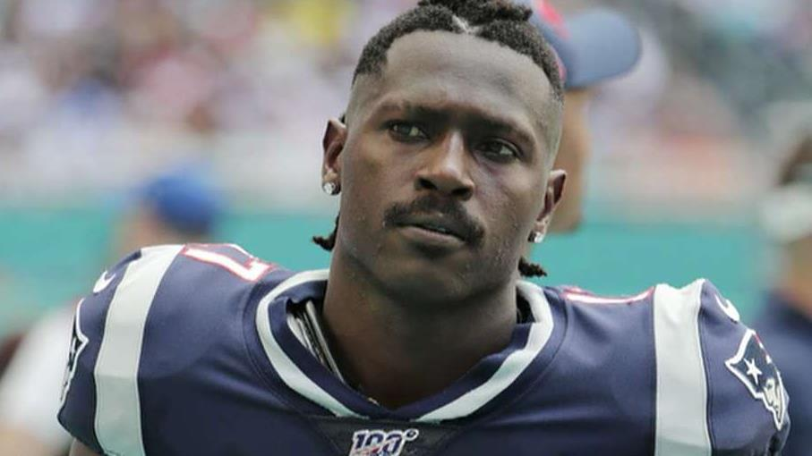 Following sexual assault allegations Antonio Brown has been released from the Patriots.