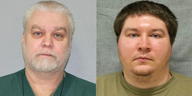 Two men -- Steven Avery (left) and his nephew Brendan Dassey (right) —have spent more than a decade behind bars after being convicted for the 2005 murder of photographer Halbach.Rech confirmed that the man who confessed is neither Avery nor Dassey.