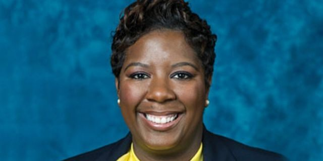 Sherikia Hawkins is facing election fraud charges. (City ofSouthfield)