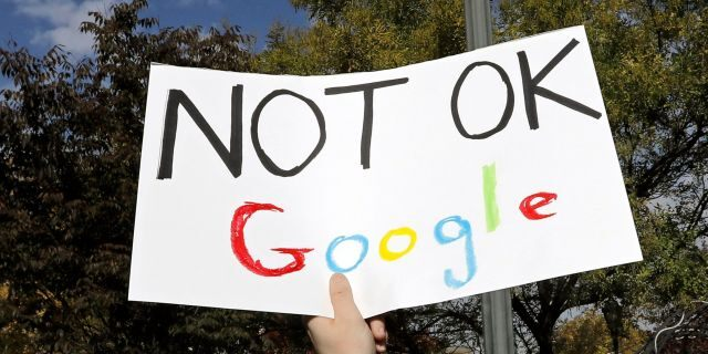 Google has come under fire over how it treats its army of contract and temporary workers.