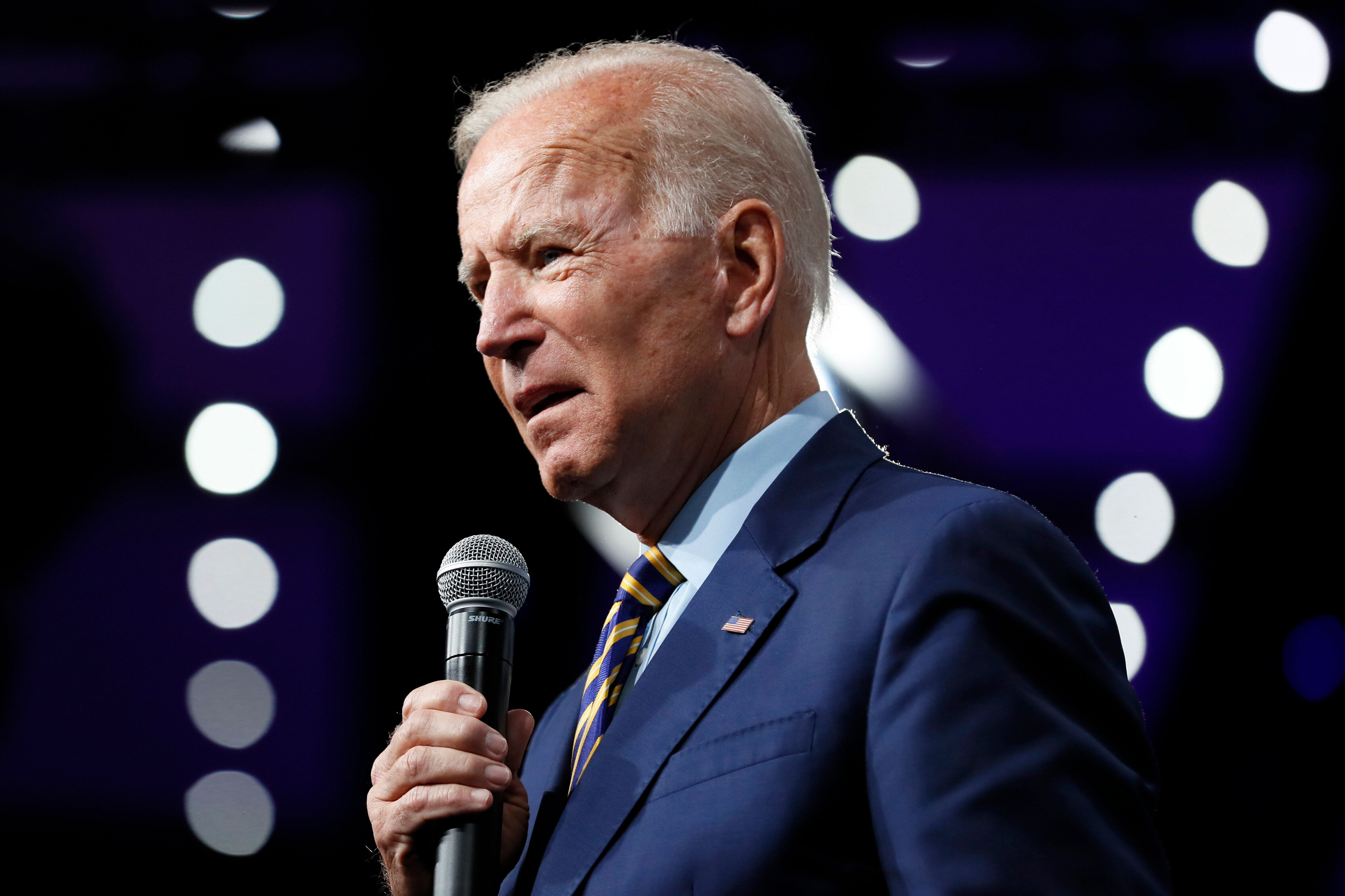 Former Vice President Joe Biden has shifted his position on impeaching President Donald Trump.