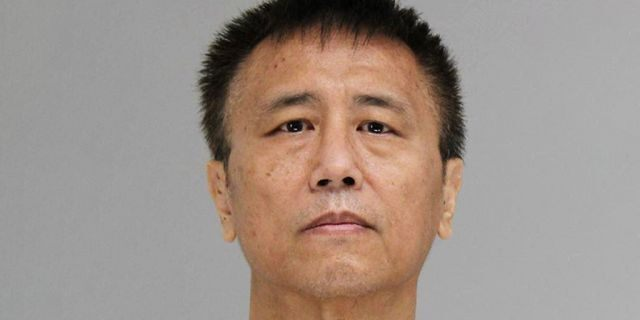 George Guo, 58, was convicted Monday following a jury trial. Prosecutors did not seek the death penalty and Guo was immediately sentenced to life in prison without the possibility of parole. (Dallas County Jail via AP, File)