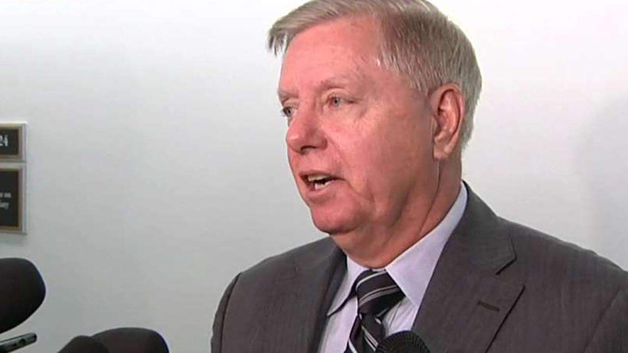 Sen. Graham on the release of the Trump-Ukraine transcript and Joe Biden's son's business dealings