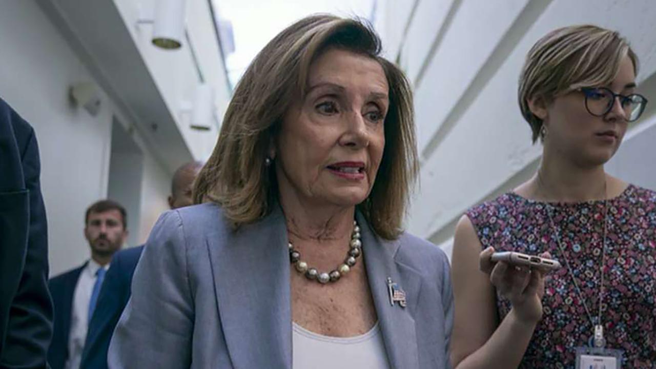 Capitol Hill reacts to Speaker Pelosi's formal impeachment inquiry announcement