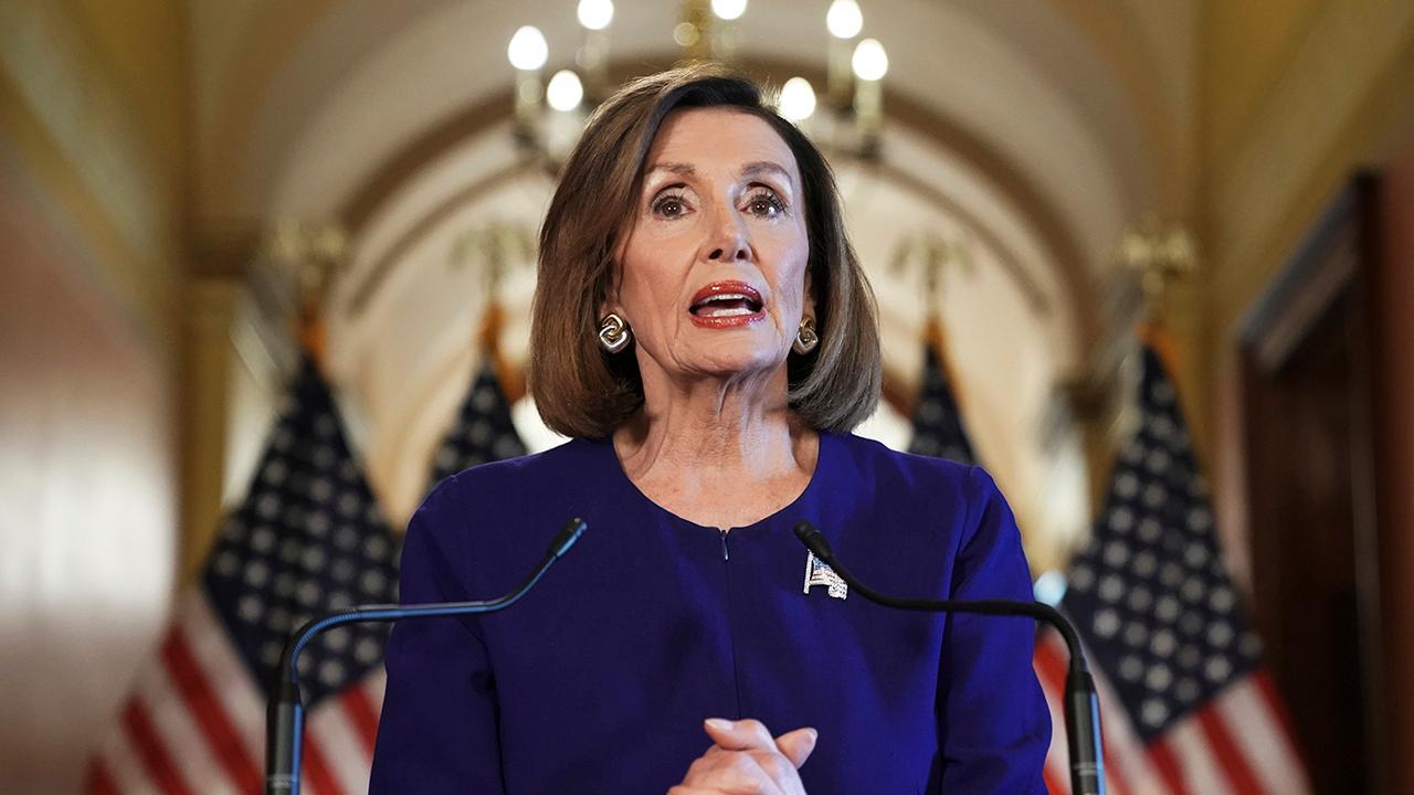 Did Nancy Pelosi jump the gun by launching impeachment inquiry before release of Ukraine call transcript?