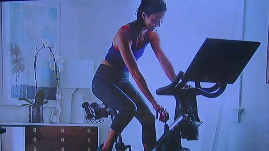 Peloton, the exercise-bike company, is expected to seek north of $4 billion in valuation.