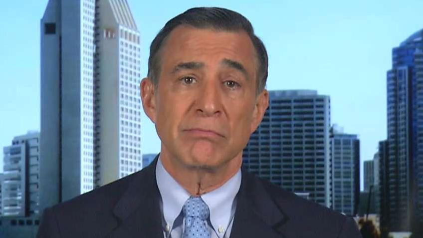 Darrell Issa says Congress should use its oversight authority responsibly to protect our elections