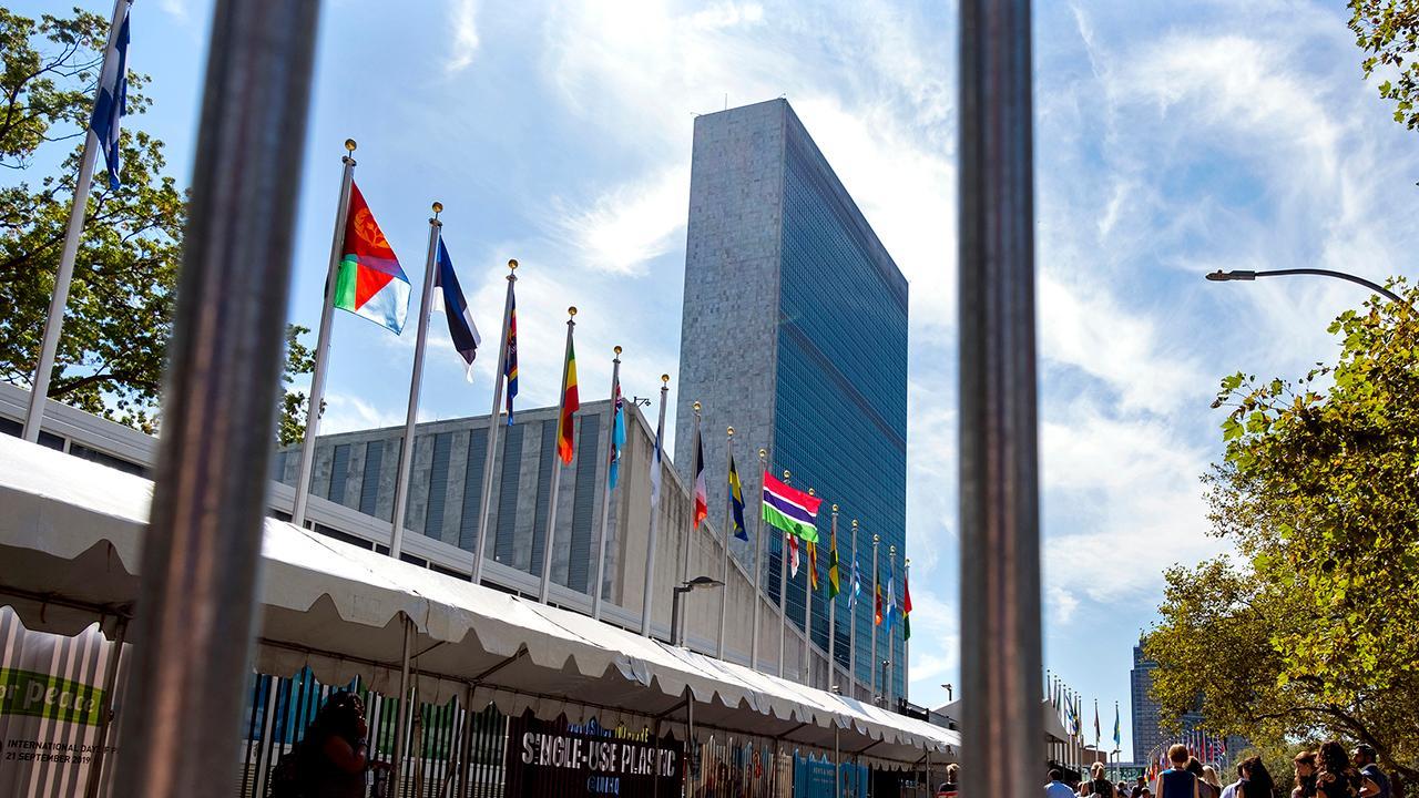 Eric Shawn: Iran under fire at the UN