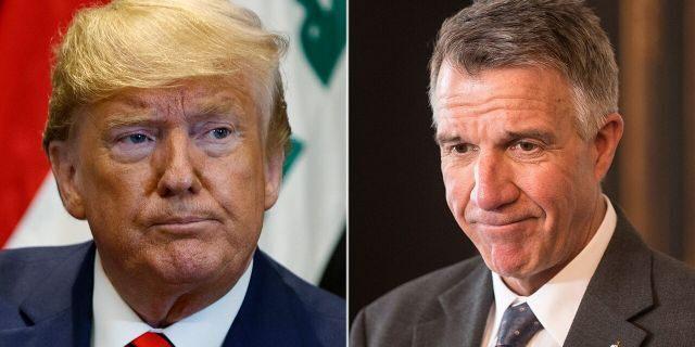 Vermont Gov. Phil Scott said he supported the Trump impeachment inquiry.
