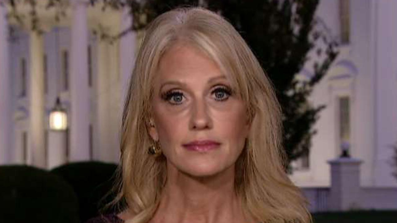 Kellyanne Conway: Anyone who leaks classified information ought to not be working in the government