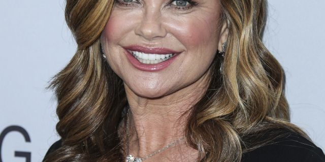 """Kathy Ireland: """"People prey on someone's desire to succeed and that is heartbreaking. The underbelly of the modeling industry needs to be exposed."""" (Sipa via AP Images)"""