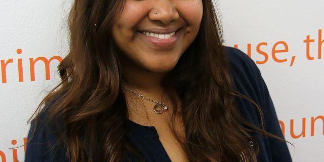 Anita Teekah, senior director of the anti-trafficking program at Safe Horizon. Source: Safe Horizon/Dana Rosenwasser