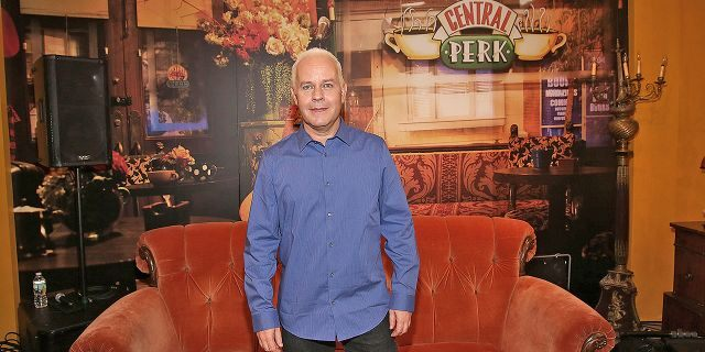 """Actor James Michael Tyler attends the Central Perk Pop-Up Celebrating The 20th Anniversary Of """"Friends"""" on Sept. 16, 2014 in New York City."""