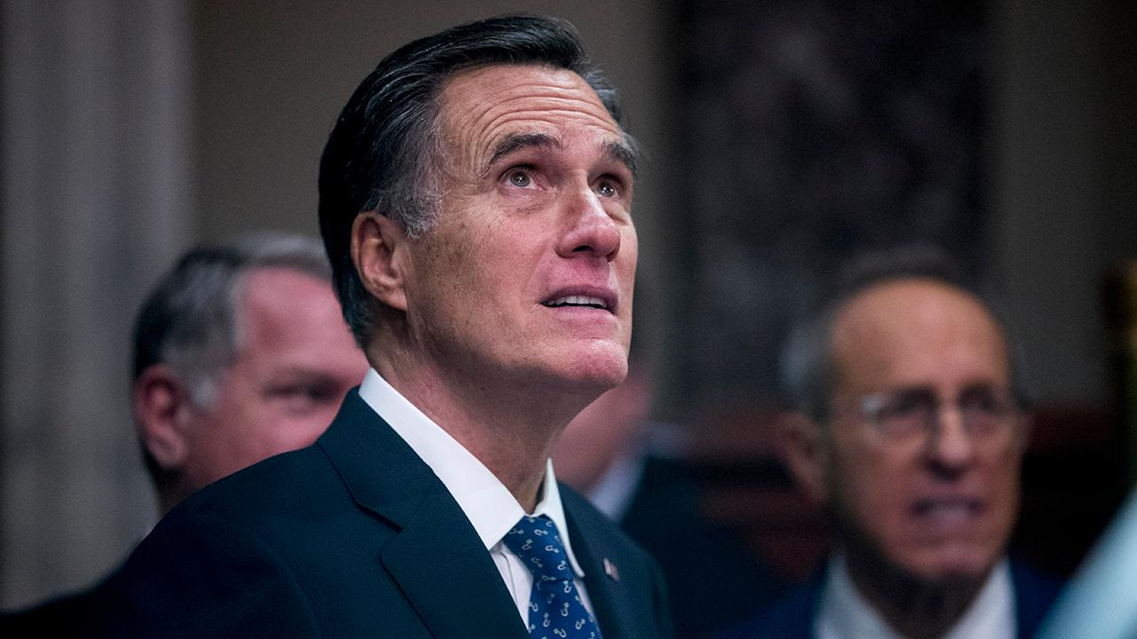 In a new op-ed, Senator David Perdue argues Mitt Romney made the same mistake that cost him the White House in 2012